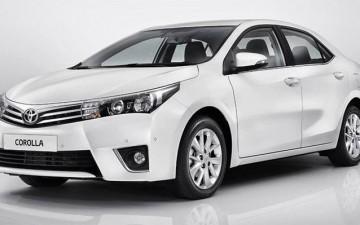 Toyota Corolla 2017 New