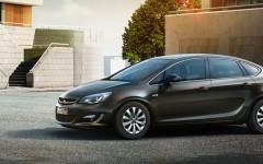 Opel Astra Sedan 2019