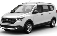 Dacia Lodgy Stepway 7 seats 2019